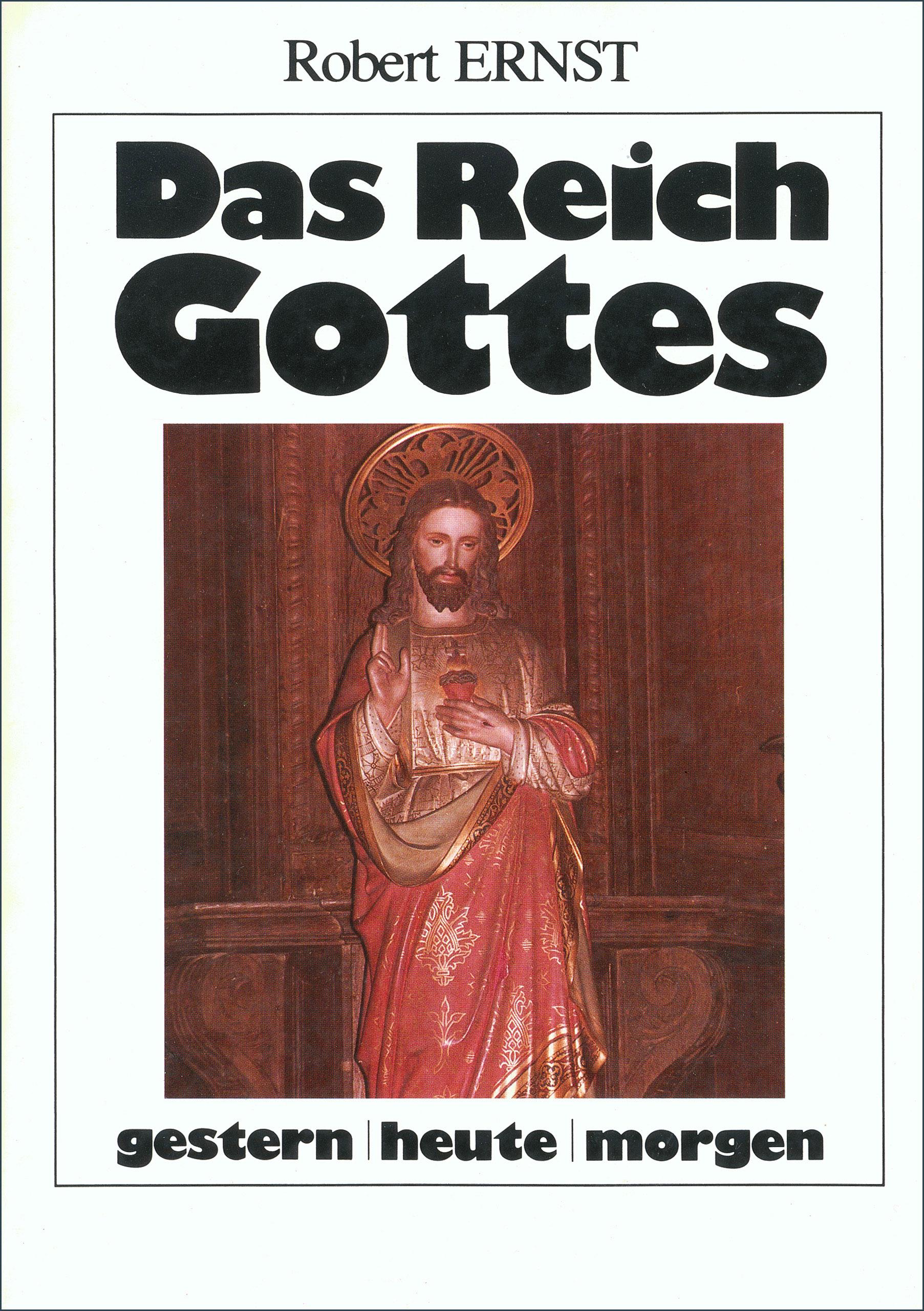 Das Reich Gottes Robert Ernst