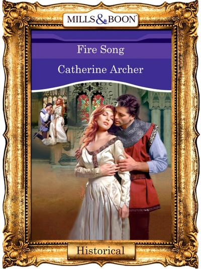 Fire Song (Mills & Boon Vintage 90s Modern)