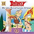 Asterix 12 bei den Olympischen Spielen. CD