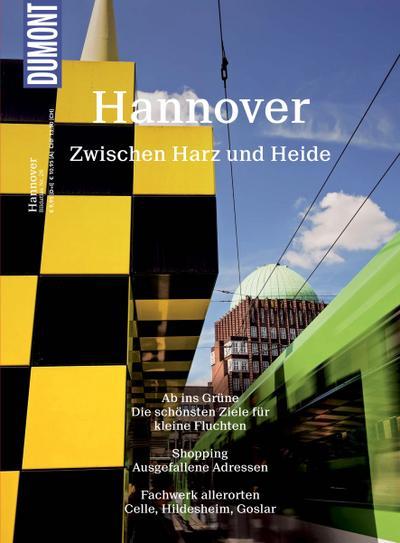 DuMont BILDATLAS Hannover zwischen Harz und Heide