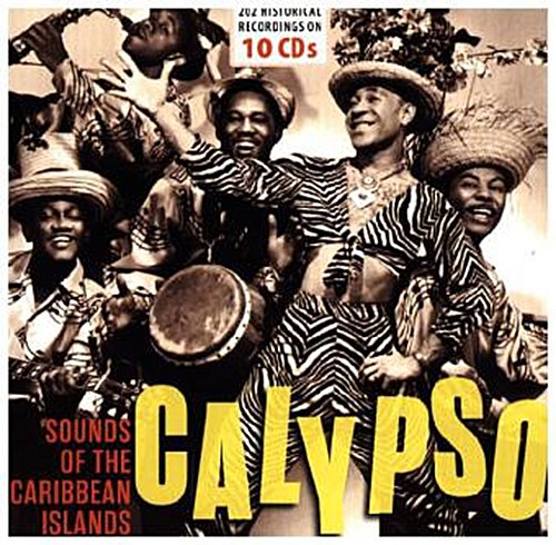 Calypso-Sounds Of The Caribbean Islands Various