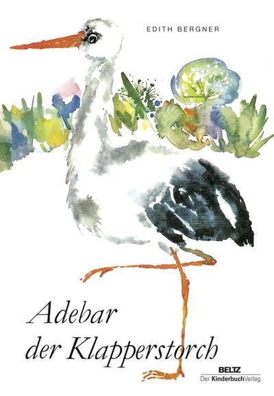 Adebar, der Klapperstorch