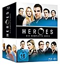 Heroes - Gesamtbox/Season 1-4 [Blu-ray]