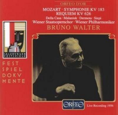 Sinfonie G-Moll Kv 183/Requiem