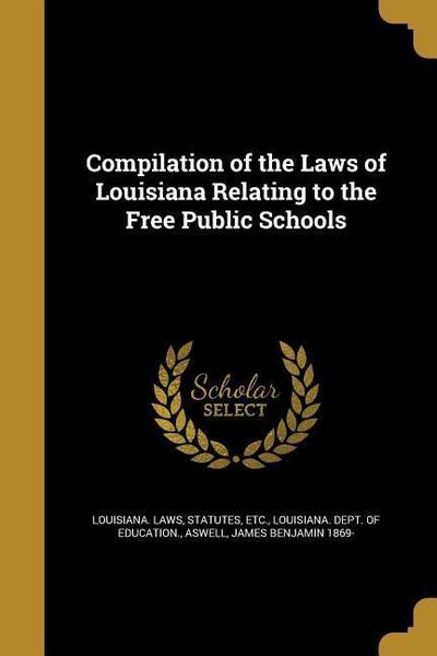 COMPILATION OF THE LAWS OF LOU