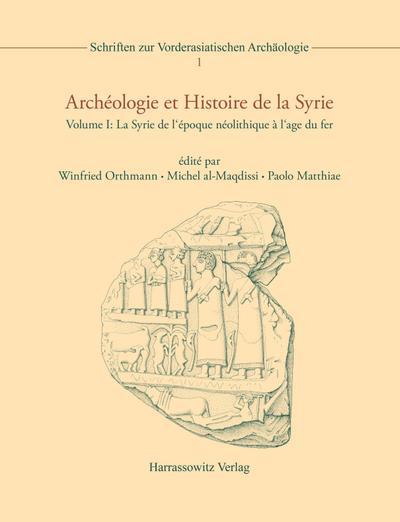 Archéologie et Histoire de la Syrie