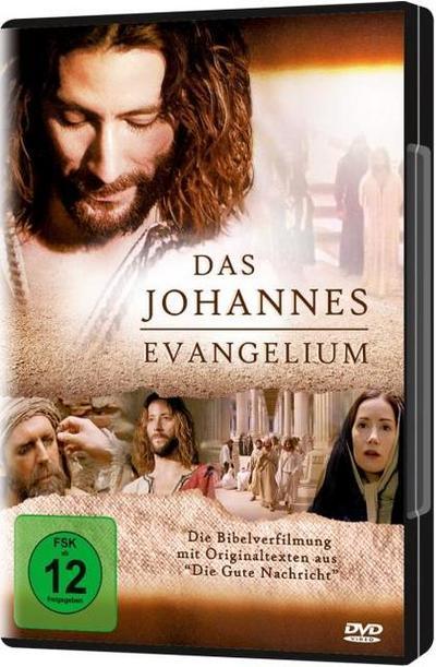 DVD Das Johannes-Evangelium