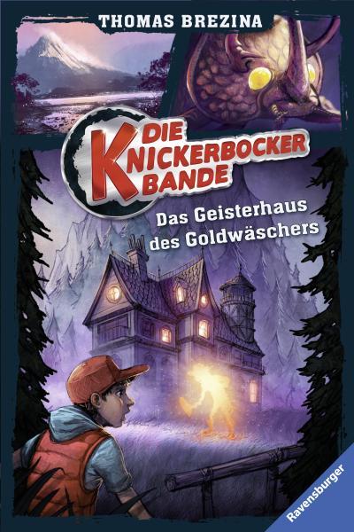 Die Knickerbocker-Bande, Band 11: Im Geisterhaus des Goldwäschers