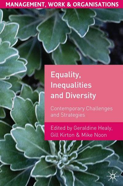 Equality, Inequalities and Diversity