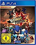 Sonic Forces Day One Edition (PlayStation PS4)