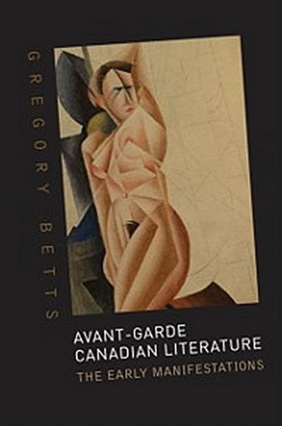 Avant-Garde Canadian Literature