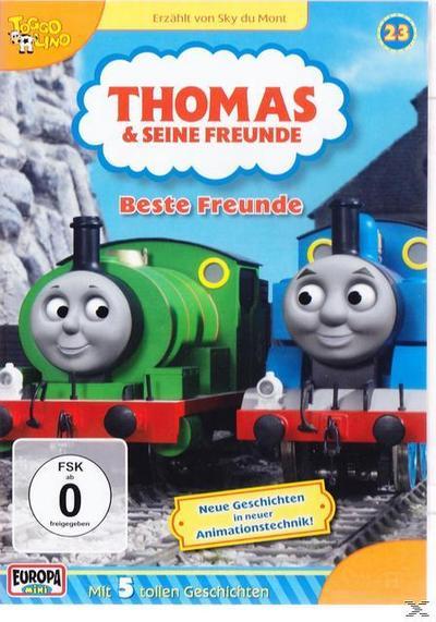 Thomas und seine Freunde - Beste Freunde