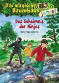 Das magische Baumhaus junior 05 - Das Geheimnis der Ninjas