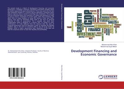 Development Financing and Economic Governance