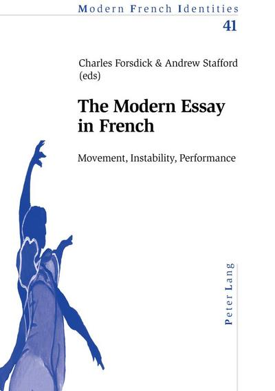 The Modern Essay in French