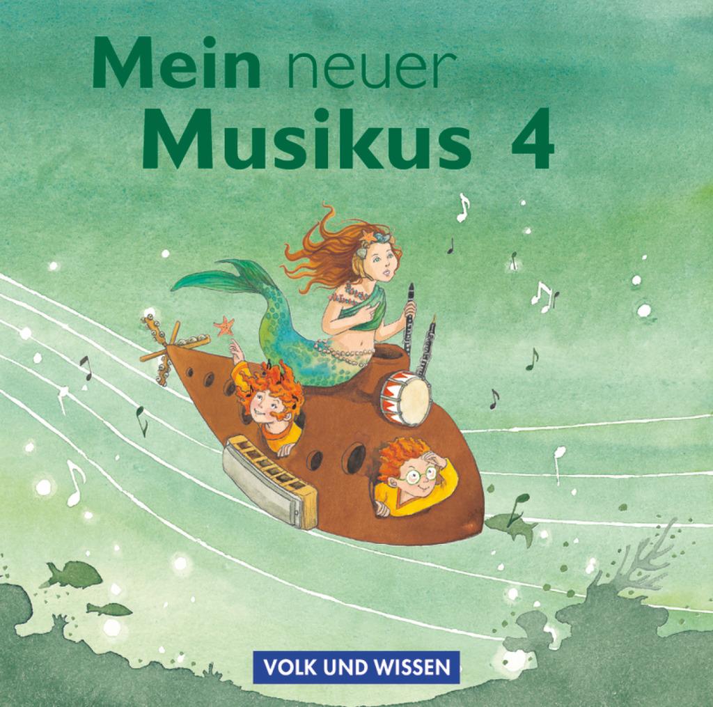 NEU Mein neuer Musikus, Gs So  804764