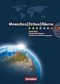 Menschen-Zeiten-Räume - Atlanten - Regionalausgaben: Kombi-Atlas für Bayern mit Arbeitsheft - Geschichte/Politik/Geographie