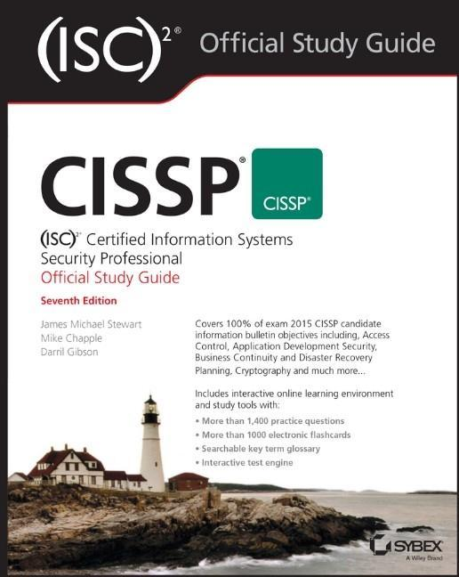 CISSP (ISC) 2 Certified Information Systems Security Professional Official  ...