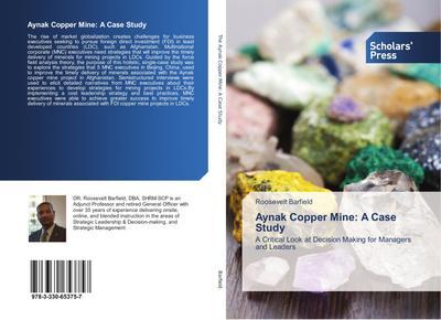 Aynak Copper Mine: A Case Study