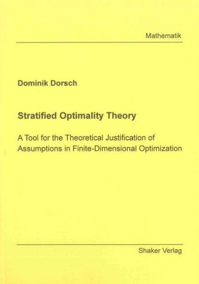 Stratified Optimality Theory