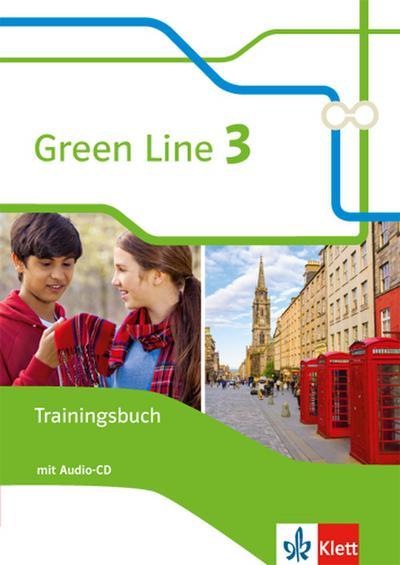 Green Line 3. Trainingsbuch mit Audio-CD
