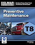 ASE Test Prep- T8 Preventive Maintenance (Delmar Learning's Test Preparation)