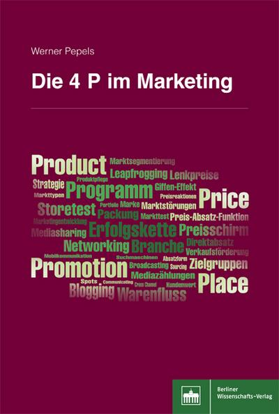 Die 4 P's im Marketing