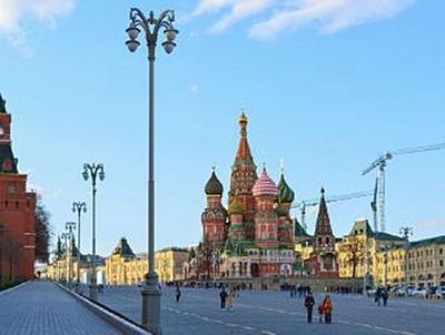 Kathedrale Moskau - 1.000 Teile (Puzzle)