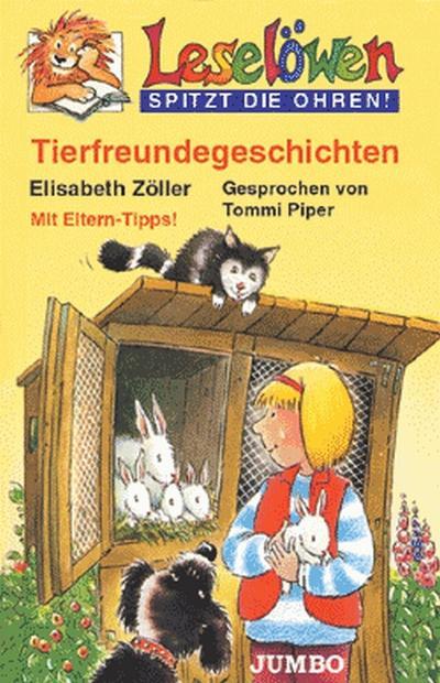 Tierfreundegeschichten, 1 Cassette
