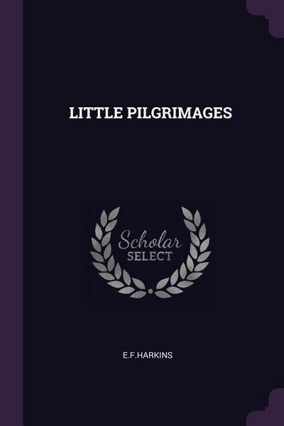 Little Pilgrimages