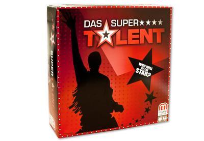 Mattel Y2498 - Das Supertalent Brettspiel