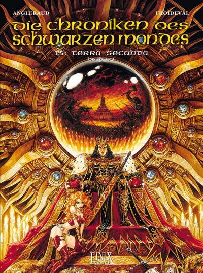 Die Chroniken des schwarzen Mondes - Terra Secunda. Buch.1/2