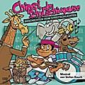 Chipsi, der Schulschimpanse