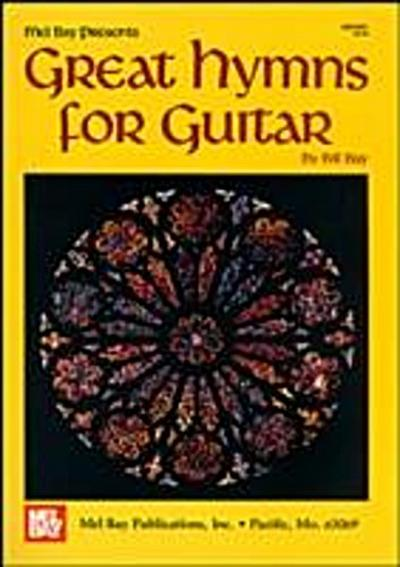 Great Hymns for Guitar