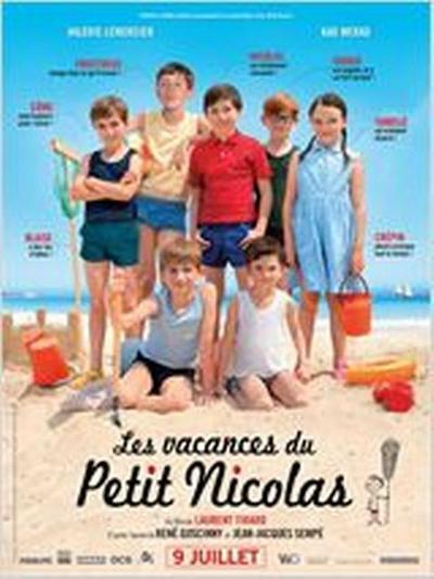 Le roman du film les vacances du Petit Nicolas