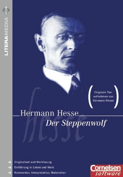 Hermann Hesse - Der Steppenwolf