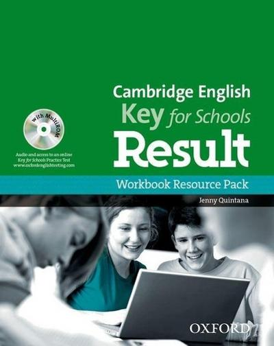 Cambridge English: Key for Schools Result Workbook Resource Pack without Key
