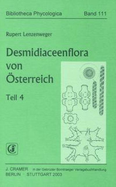 Desmidiaceenflora von Österreich 4