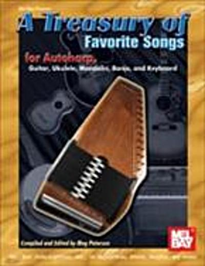 Treasury of Favorite Songs for Autoharp