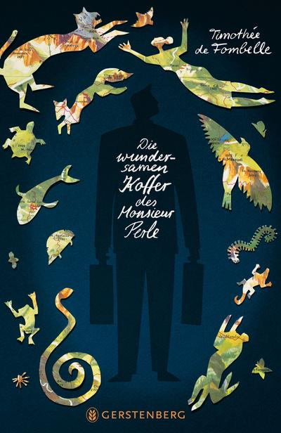 Die wundersamen Koffer des Monsieur Perle; Koffer des Monsieur Perle; Übers. v. Grebing, Sabine/Scheffel, Tobias; Deutsch