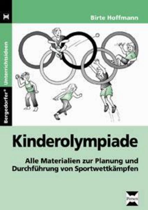 Kinderolympiade ~ Birte Hoffmann ~  9783834437563