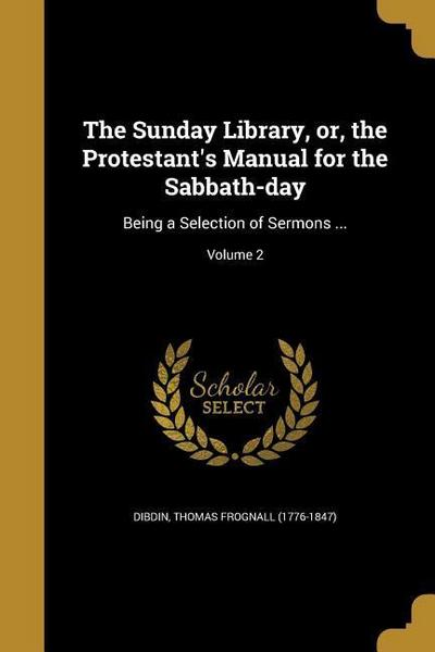 SUNDAY LIB OR THE PROTESTANTS