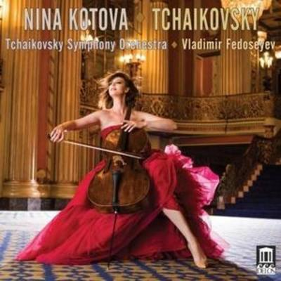 Serenade For Strings/Variations On A Rococo Theme/
