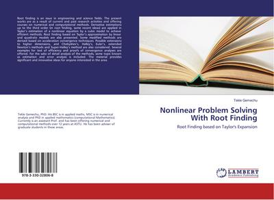 Nonlinear Problem Solving With Root Finding
