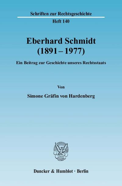 Eberhard Schmidt (1891-1977).