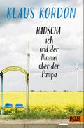 Hadscha, ich und der Himmel über der Pampa