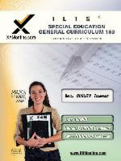 Ilts Special Education General Curriculum Test 163 Teacher Certification Test Prep Study Guide