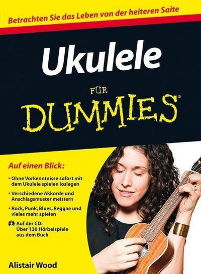 Ukulele für Dummies