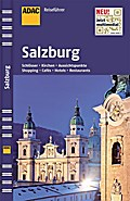 ADAC Reiseführer Salzburg; ADAC Reiseführer;  ...