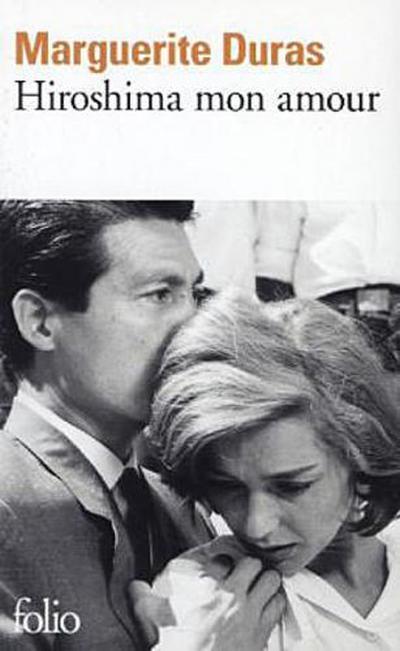 Hiroshima mon amour, französische Ausgabe